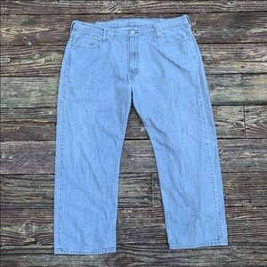 Levi's | Men's 569 straight leg Jeans Size 42Wx32L